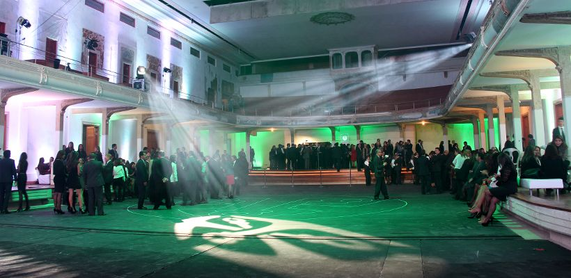 Evento coorporativo: Old Mutual
